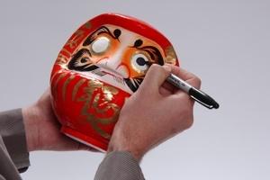 Daruma Doll: The World's Cutest Motivational Object