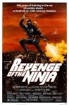 Revenge of the Ninja poster 1