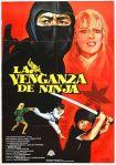 Revenge of the Ninja poster 2