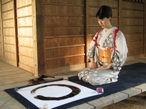 Shodo (Japanese Calligraphy) Master Shoho Teramoto & The Enso Of Zen