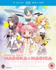 Puella Magi Madoka Magica Blu-ray
