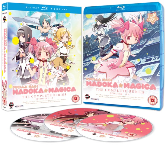 Puella Magi Madoka Magica Collection