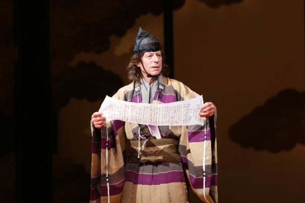 Stephen Boxer as Anjin in ANJIN credit Takayuki Abe