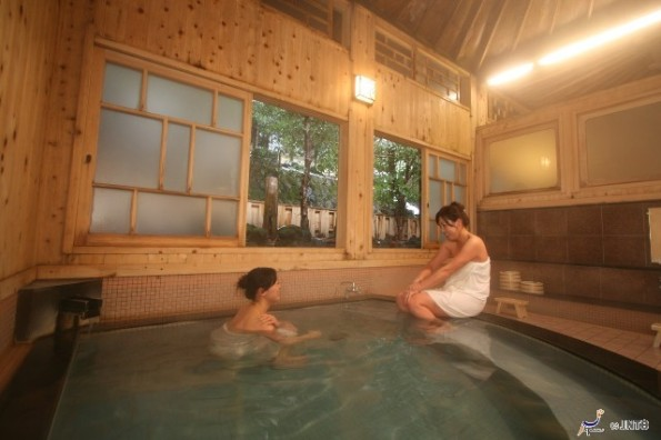 Hot Spa [Mikawaya Hotel]