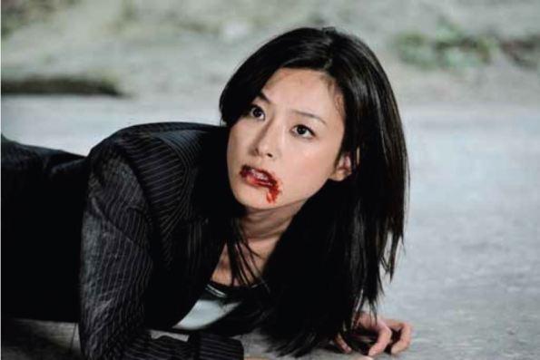 Ayumi Kinoshita in Travelers: Police Dimension