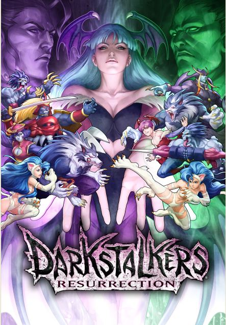 Darkstalkers Resurrection sleeve