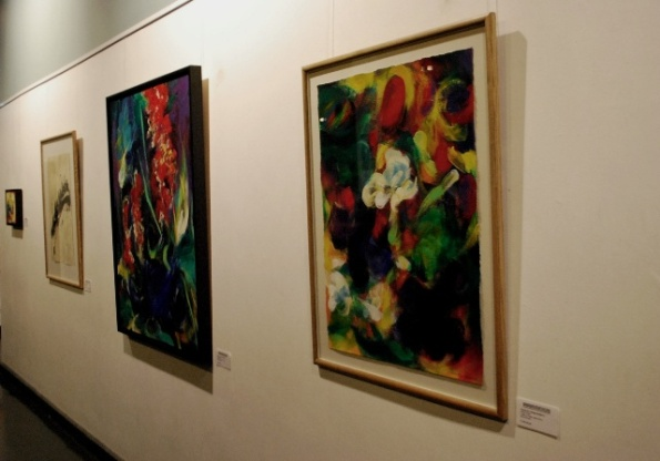 Hiroko Imada art exhibition Riverside Studio Gallery