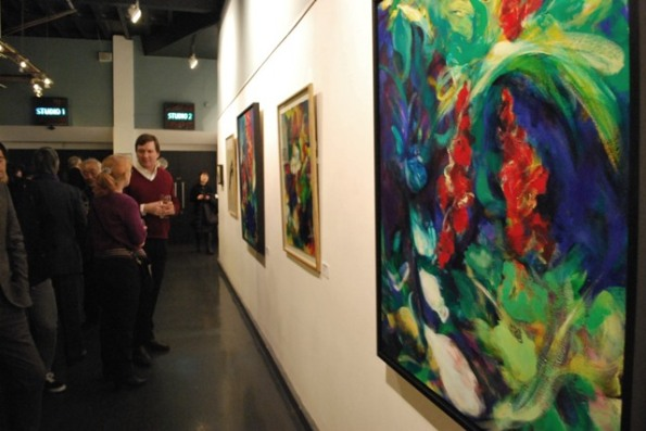 Hiroko Imada art exhibition Riverside Studio Gallery pic 3