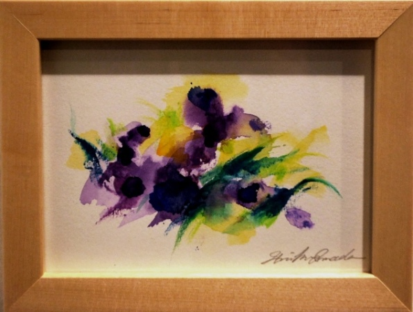 Hiroko Imada - 'Study for Summer Garden IV'