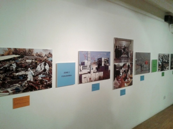 The Great East Japan Earthquake Press photo Exhibition