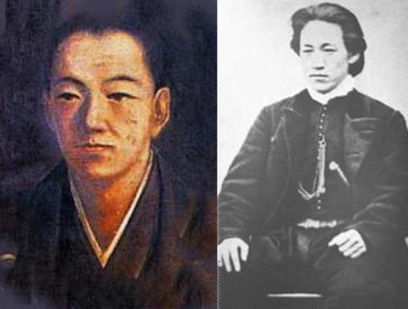 Furutaka Shuntaro & Hijikata Toshizō