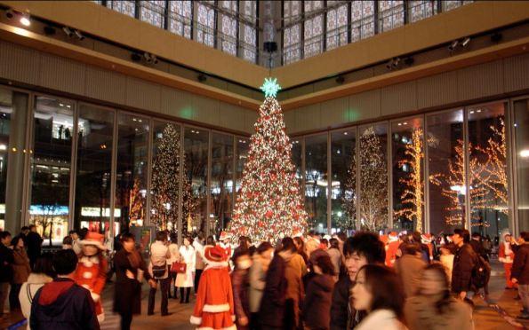 Japan Christmas Traditions pic 1