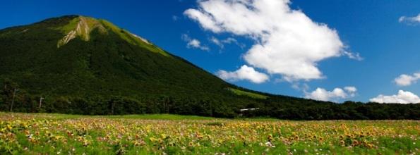 Daisen mountain