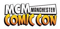 MCM Comic Con Manchester logo