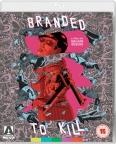 Branded to Kill Arrow Films