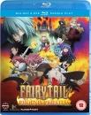 Fairy Tail The Movie Blu-Ray