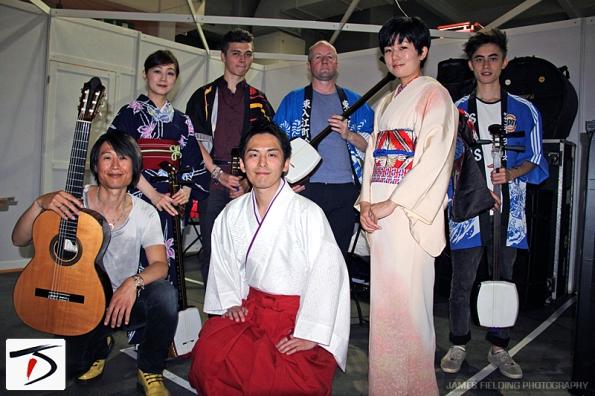 Hibiki Ichikawa, Akari Mochizuki, Hide Takemoto