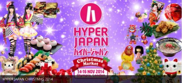 Hyper Japan Christmas 2014