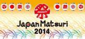 Japan Matsuri 2014 logo