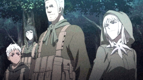 DVD/Blu-ray Review: Jormungand – The Complete First Series