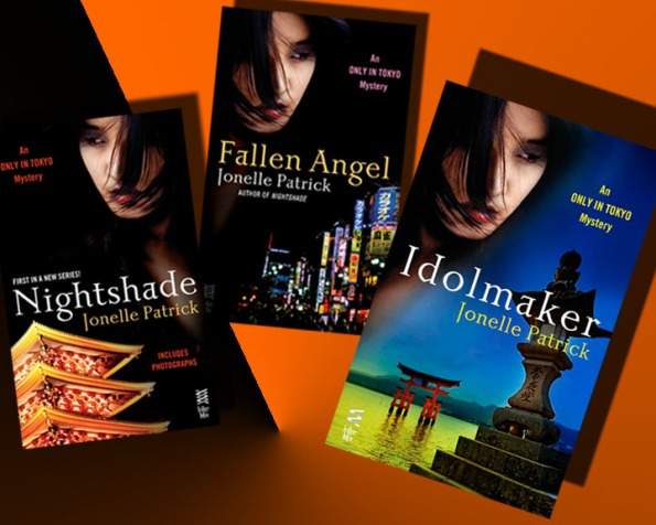 Only in Tokyo Mystery book series