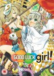 Good Luck Girl DVD cover