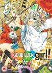 Good Luck Girl DVD cover