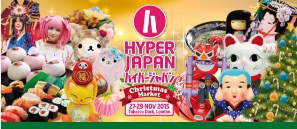 Hyper Japan Christmas 2015