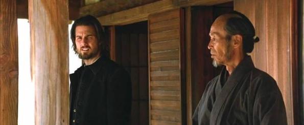 Seizo Fukumoto alongside Tom Cruise in 'The Last Samurai'