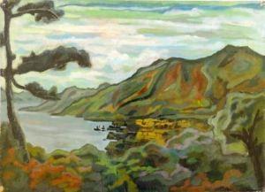 Hiroshima painting