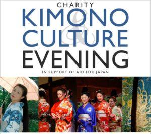 Kimono Culture Evening event
