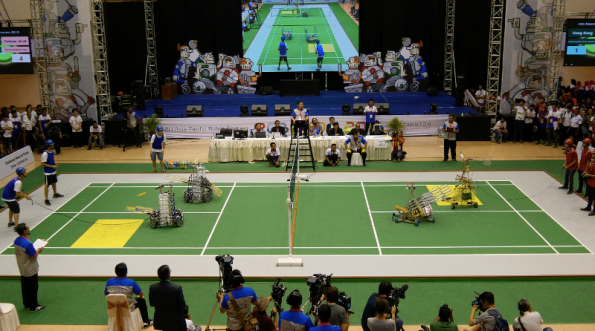 NHK World TV - ABU Robot Contest
