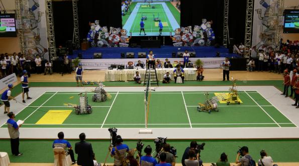 NHK World TV - ABU Robot Contest