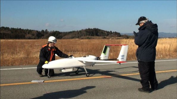 NHK World TV - Unmanned Aircraft