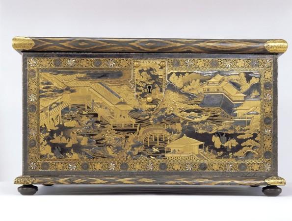 The Mazarin Chest, Japanese c. 1640 (c) Victoria and Albert Museum, London