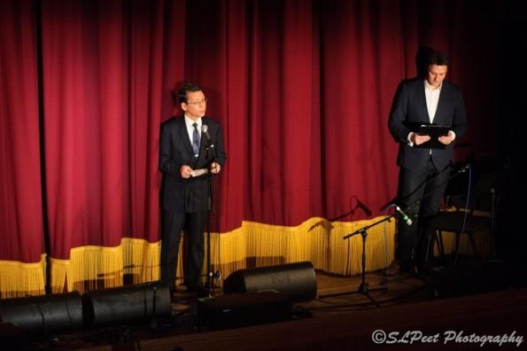 Japan Memorial Concert 2016 pic 1 - Japanese Ambassador Keiichi Hayashi