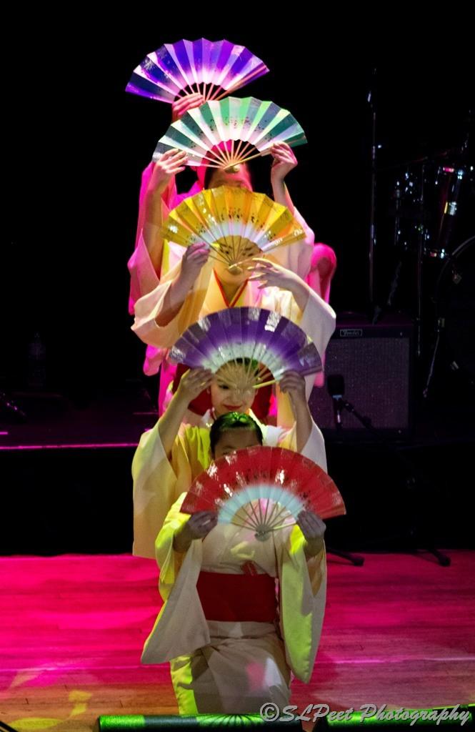 Japan Memorial Concert 2016 pic 7 - Hanayagi Ryu Satonoko-kai