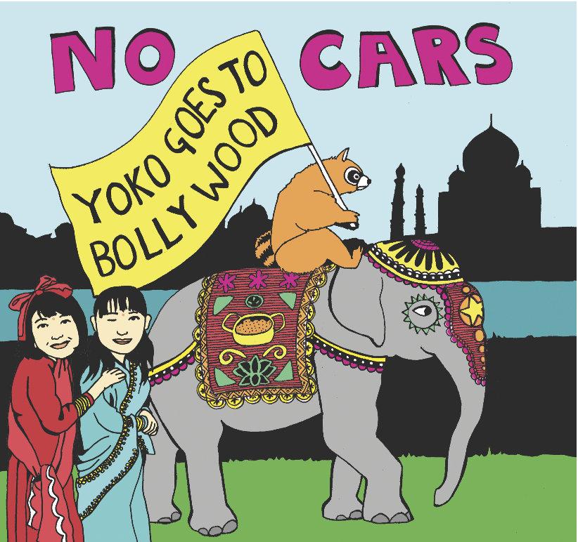 No Cars Yoko Goes to Bollywood