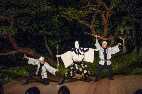 Omatsuri Yajuro Bando