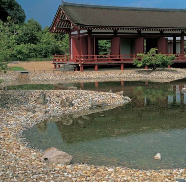 the-pondside-shore-at-to-in-at-nara