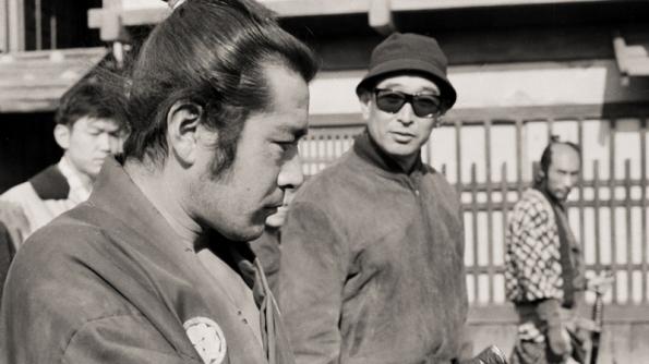 Mifune and Kurosawa