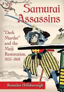 Samurai Assassins cover