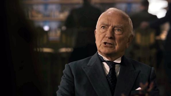 Paul Freeman as William D. Patrick