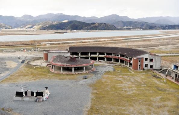 Okawa Primary School Asahi Shimbun
