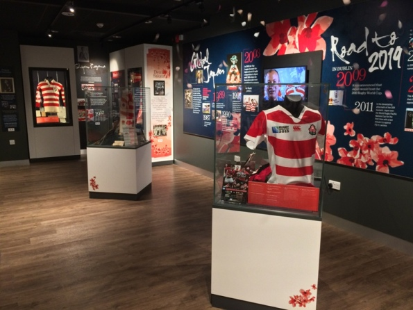 Rugby in Japan Copyright World Rugby Museum Twickenham