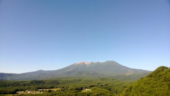 Kaida Plateau Mount Ontake