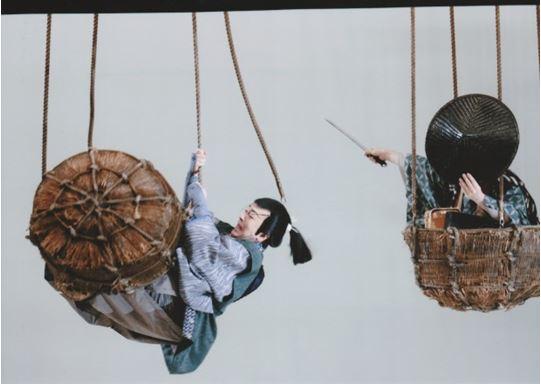 Bando Hikosaburo IX as Hirai Kuichiro