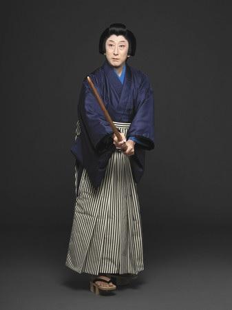Nakamura Tokizo V as Ochiyo