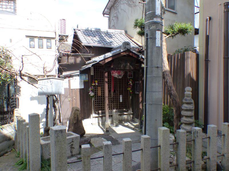 Akechi Mitsuhide grave Higashiyama 1 resize